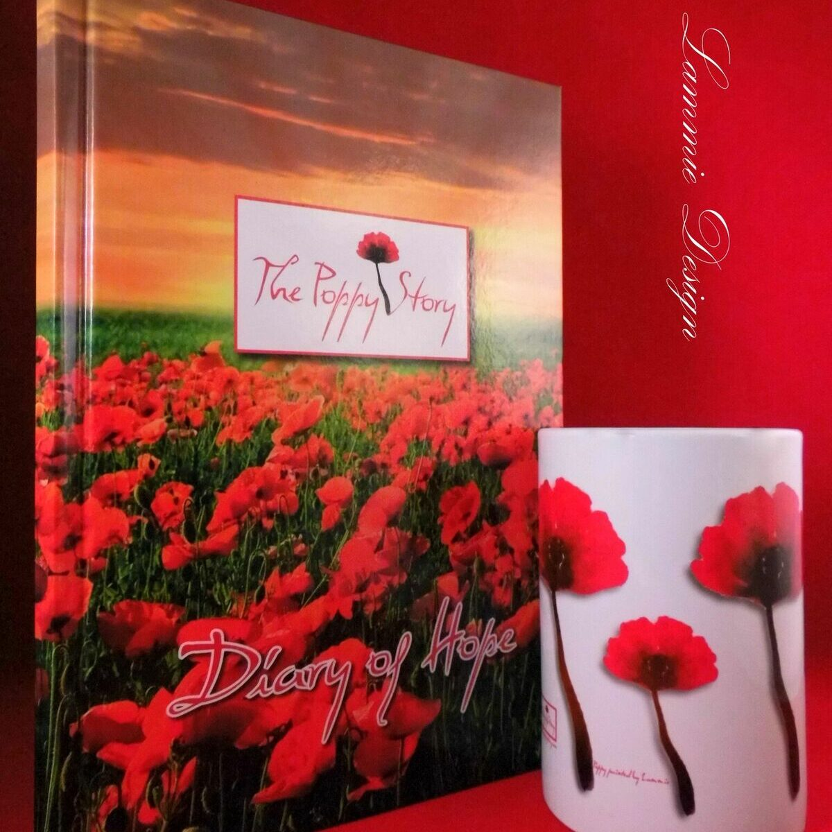 Poppy story - Lammie design